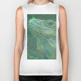 Wild Iguana Biker Tank