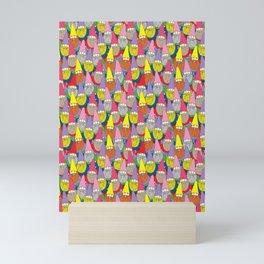 Mister Gnome Mini Art Print