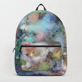 Disturbing the sky Backpack