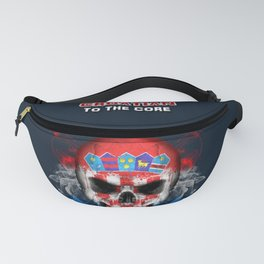 To The Core Collection: Croatia Fanny Pack