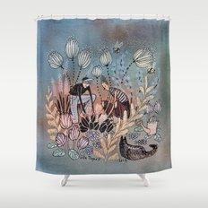 Gardeners Shower Curtain