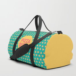 Pizza Queen Funny Quote (Graphic) Duffle Bag