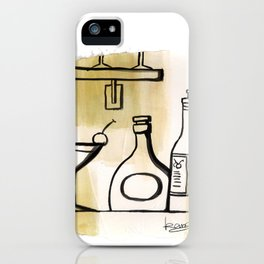 Liqueur iPhone Case