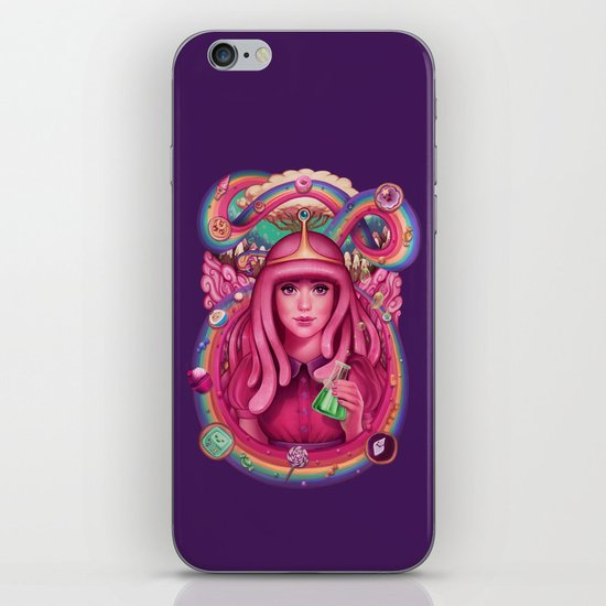 She's Got Science iPhone & iPod Skin