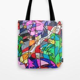 Birdology Tote Bag