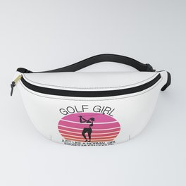 Golf girl except much cooler Fanny Pack