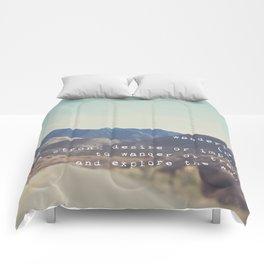 wanderlust ... Comforters