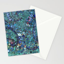 :: Ocean Fabric :: Stationery Cards