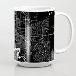 Regina - Minimalist City Map Coffee Mug