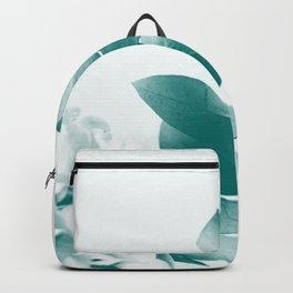 Green Eucalyptus #1 #foliage #decor #art #society6 Backpack