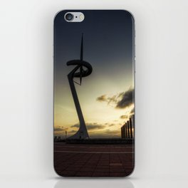 Aguja iPhone Skin