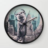 dj Wall Clocks featuring DJ by Ali GULEC
