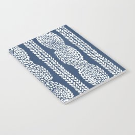 Cable Navy Notebook