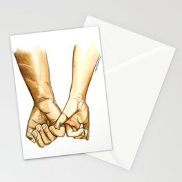 Pinky Promise Stationery Cards