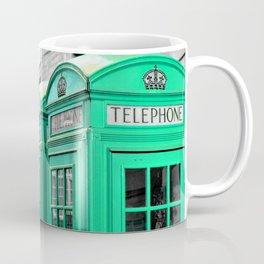 Reed Booths Turned Seafoam Coffee Mug