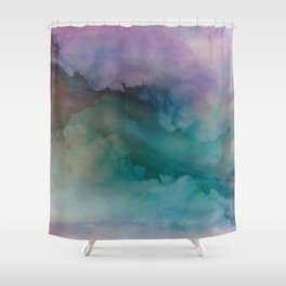 Astral Projection by Nature Magick Shower Curtain