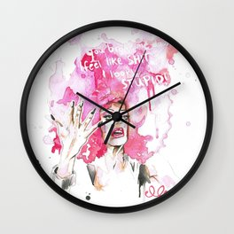 Laganja Estranja. Wall Clock