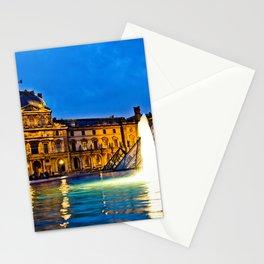 Palais du Louvre II Stationery Cards