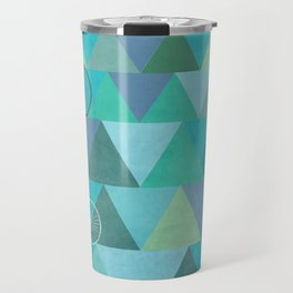 Tour de'Triangle Travel Mug