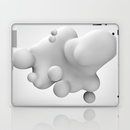 Milkyone Laptop & iPad Skin