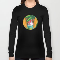 Sailing To Delos Revisited Long Sleeve T-shirt
