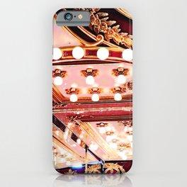 Carousel Lights iPhone Case