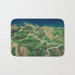green mountain 4 Bath Mat