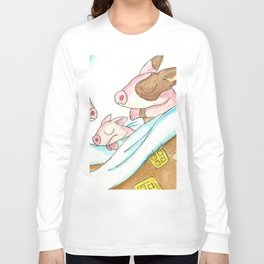 Pigs in a Blanket Long Sleeve T-shirt