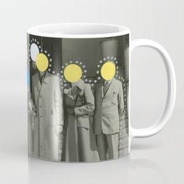 No One Takes My Silver Hand Coffee Mug