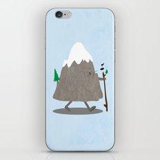 Lil' Hiker iPhone & iPod Skin