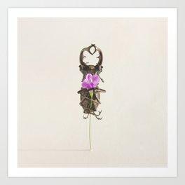 I Love You ~ I Know Art Print