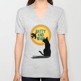 Batty and Whim Unisex V-Neck