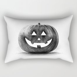 Halloween graffiti Rectangular Pillow