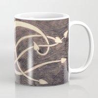 kraken Mugs featuring Kraken by cepheart