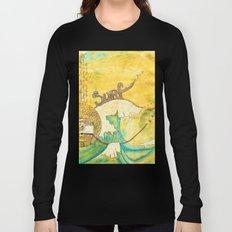 Surf avec la VIE Long Sleeve T-shirt