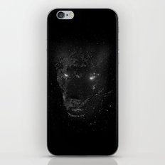 Space Panther iPhone Skin