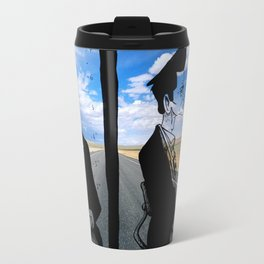 jhonny Cash Travel Mug