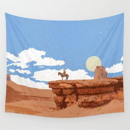 OUT WEST Wall Tapestry