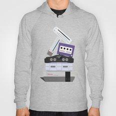 Nintendo Consoles Hoody