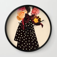 a rose by any other name Wall Clock