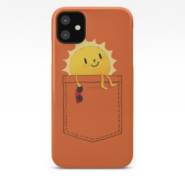 Pocketful of sunshine iPhone Case