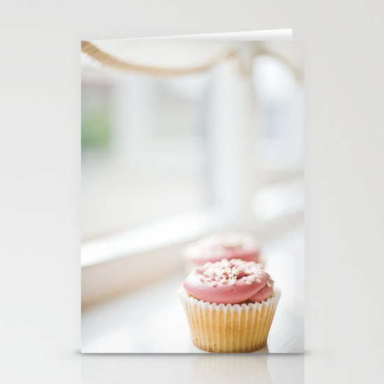 cupcake... Stationery Cards