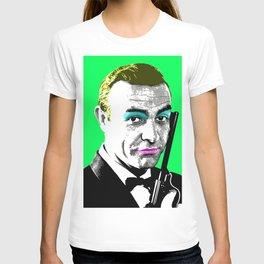 Ooh Ooh Seven - Green T-shirt