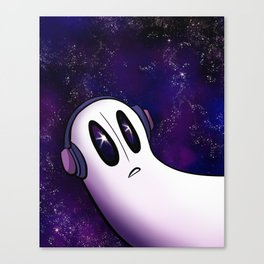 Ghostie Canvas Print
