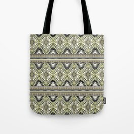 safari aztec Tote Bag