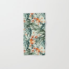 Exotic flower nature-07 Hand & Bath Towel