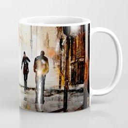 Britain's cold night in warm colors. Coffee Mug