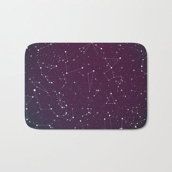 Cosmos Bath Mat