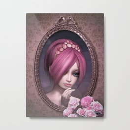 Unreachable roses Metal Print