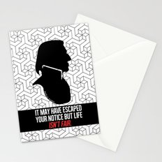 Harry Potter Severus Snape Stationery Cards
